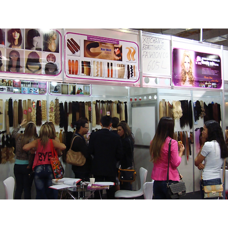 We attended Professional Beauty at ExCel London in 2015.
