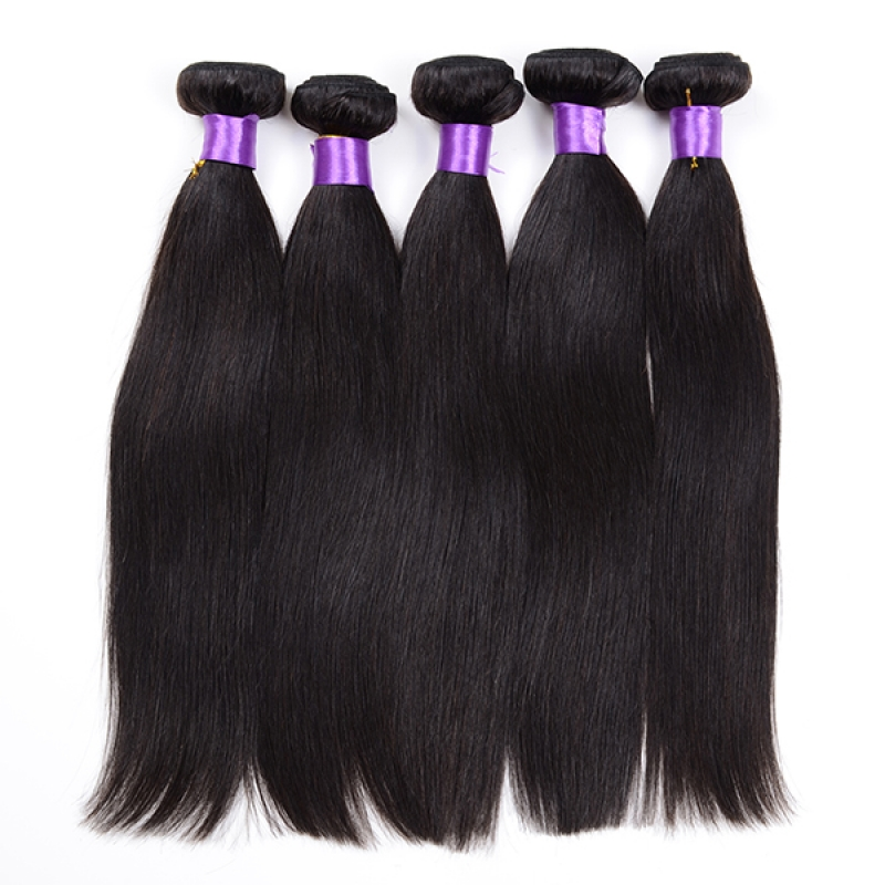 Virgin Brazilian Hair Bulk Straight Human Braiding Hair bundles hot selling