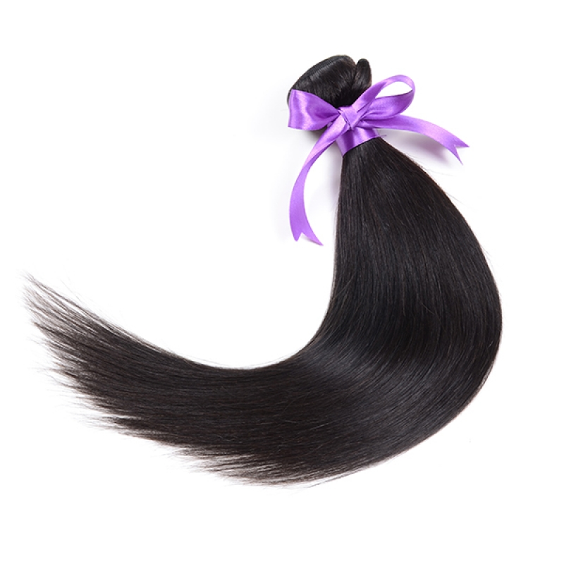 Brazilian Straight Hair Weave 100g Bundles Straight Brazilian Hair Extension