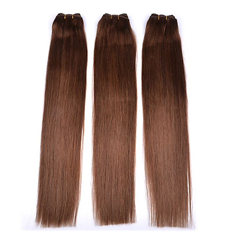 No Tangle Shedding free straight virgin human hair weave