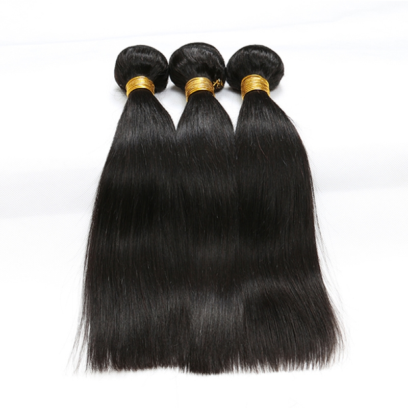 Wholesale Grade 6A Cheap Remy Virgin Malaysian Human Hair Straight Virgin Hair Weave